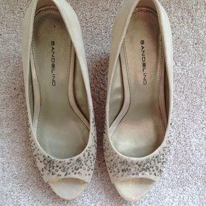 Ladies BANDOLINO Mirabel dress shoes. Like new!